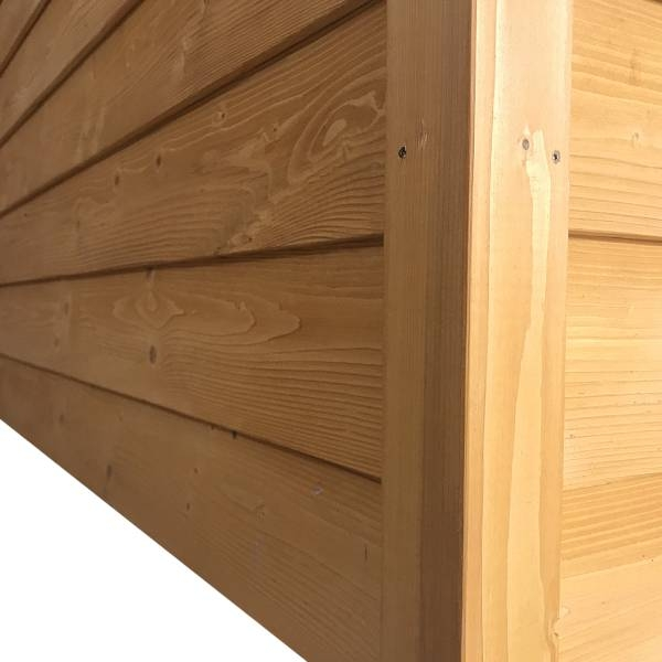 Lambriu exterior siding cu falt 3000 - 6000 x 140 x 19 mm